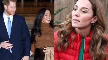 Meghan, Harry i Kate