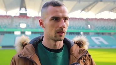 Mateusz Cholewiak zawodnikiem Legii Warszawa