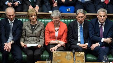 Brexit. Theresa May przegrała drugie głosowanie ws. umowy wyjścia z UE