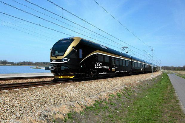 Pociągi FLIRT będą kursowały na trasach Gdynia-Gdańsk-Bydgoszcz-Łódź-Katowice oraz Bydgoszcz-Warszawa