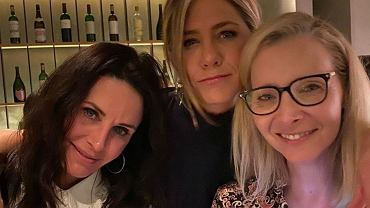 Jennifer Aniston, Courtney Cox, Lisa Kudrow