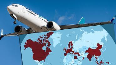 Kolejne kraje czasowo wstrzymały loty Boeinga 737 Max 8