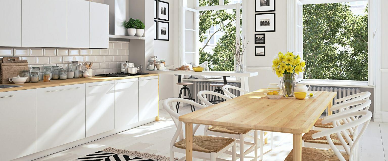 Skandynawska kuchnia - jak ją urządzić?