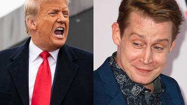 Donald Trump, Macaulay Culkin