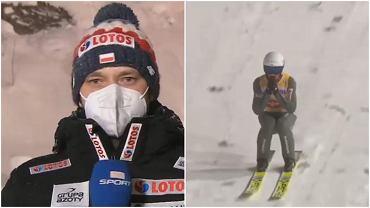 Michal Doleżal skomentował słabszy skok Andrzeja Stękały w drugiej serii konkursu drużynowego w Zakopanem