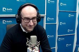 Kibic wykrzyczał do prezesa Lecha Poznań: Stworzył pan klub mem. Jest twarzą wszystkich naszych porażek [WIDEO]