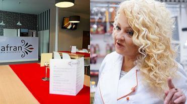 Magda Gessler. Restauracja Szafran i Wałkowane