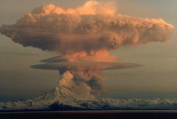 Datowane wulkany radiowęglowe