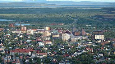 Szwecja. Miasto musi zostać przeniesione o kilka kilometrów. Zrobi miejsce dla kopalni