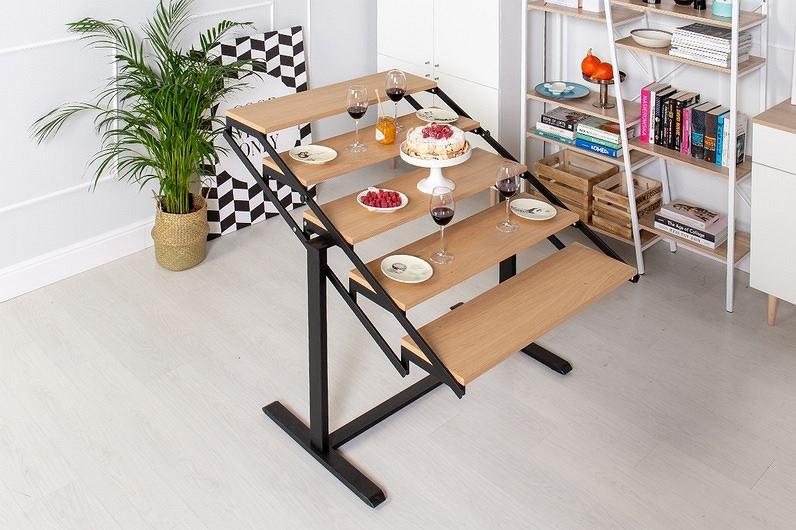 Stół rozkładany - najmodniejszy model tego sezonu.