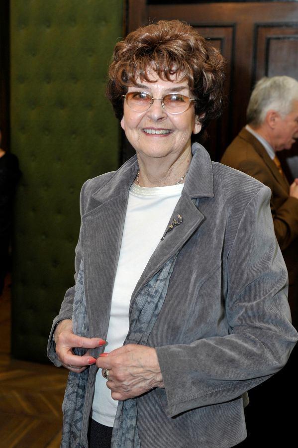 Rena Rolska w 2009 roku
