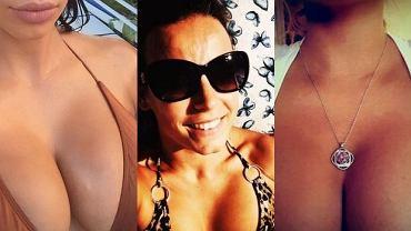 Gwiazdy uwielbiają robić sobie selfie, na którym widać piersi. Te zdjęcia są potem ozdobą Instagramu. Wiele gwiazd robi sobie tego rodzaju zdjęcia stale, są jednak i takie gwiazdy, które robią to okazjonalnie, zaskakując nas zdjęciem piersi. Jak na przykład Ewa Wachowicz. Piękna Miss sfotografowała je przy okazji... pieczenia ciasta.