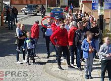 Wicestarosta z Solidarnej Polski obserwował ''sąd nad Judaszem''