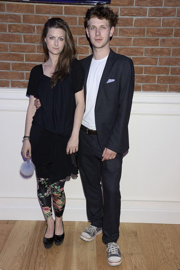 Antek Królikowski i Laura Breszka