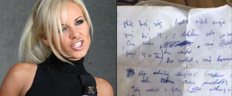 Doda znalazła rękopis swojego największego hitu. Jego słowa brzmiały nieco inaczej