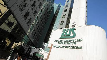 Siedziba ZUS w Szczecinie