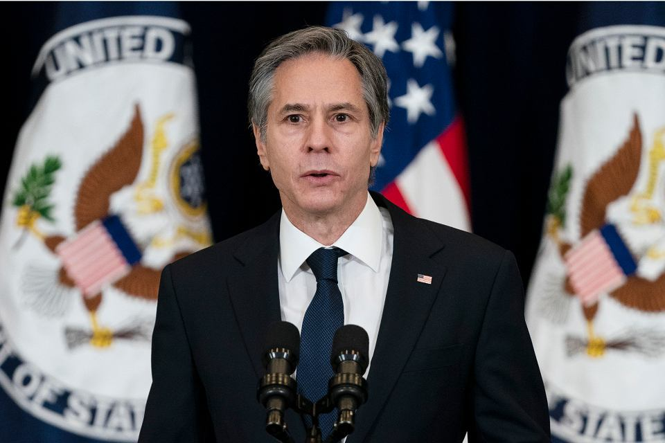 Antony Blinken, Sekretarz Stanu USA, 4 lutego 2021 r.