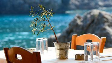 Rodos. Kuchnia grecka na Rodos / shutterstock