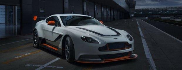 Salon Genewa 2015 | Aston Martin Vantage GT3 | Konkurent 911 GT3 RS