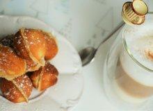 Kruche ciasteczka z włoskimi orzechami - ugotuj