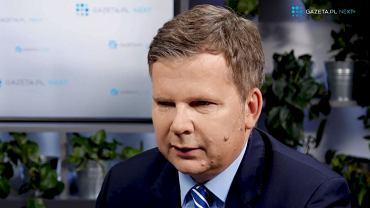 Jędrzej Marciniak, wiceprezes banku Credit Agricole Polska