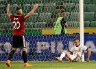 Spartak Trnava - Legia Warszawa. Carlitos pojawił się na boisku stanowczo za późno