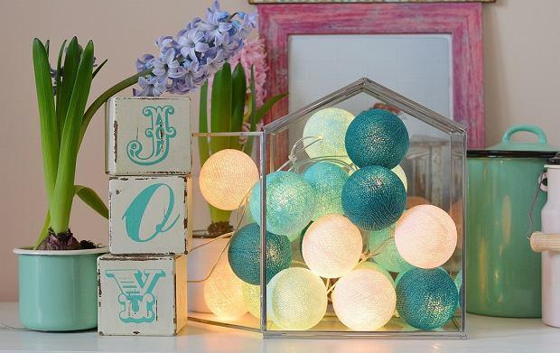Lampki dekoracyjne: niewielki element, który zrobi wielką różnicę w wystroju!