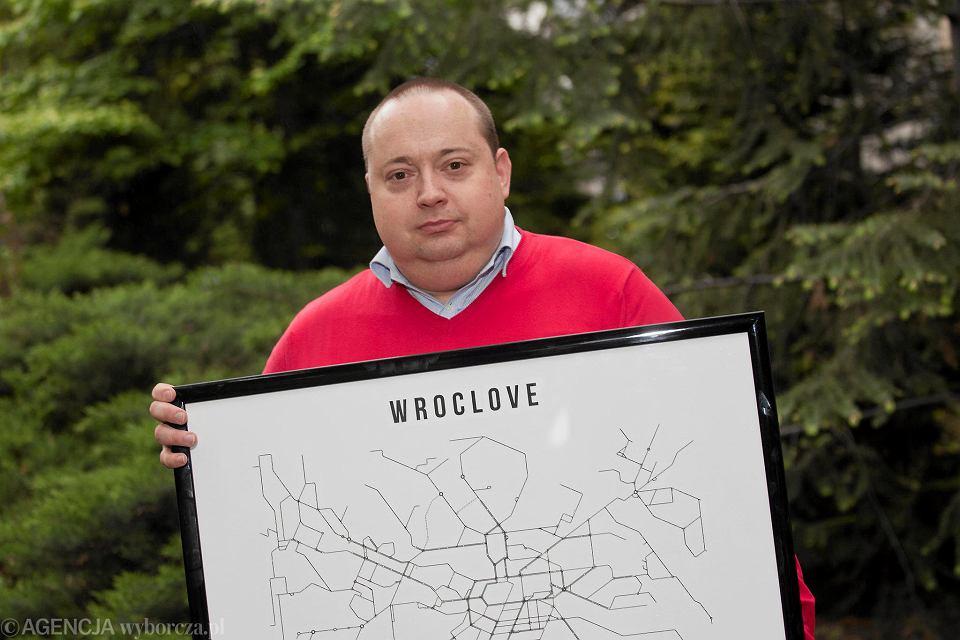 Krzysztof Balawejder, nowy prezes MPK we Wrocławiu