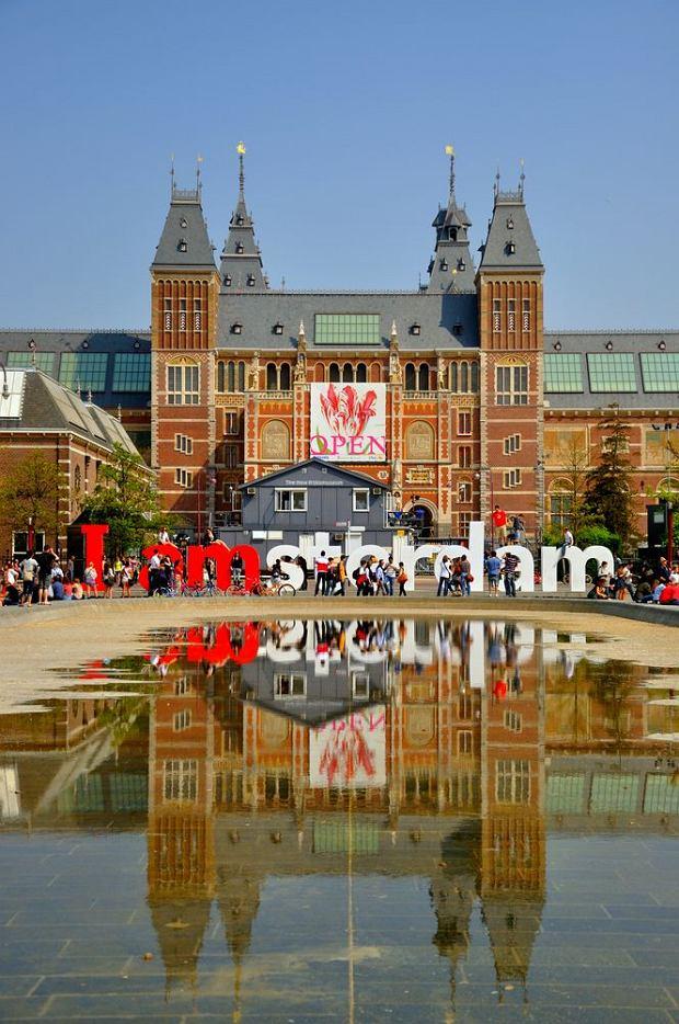 Rijksmuseum, Amsterdam, Holandia / Fot. Shutterstock