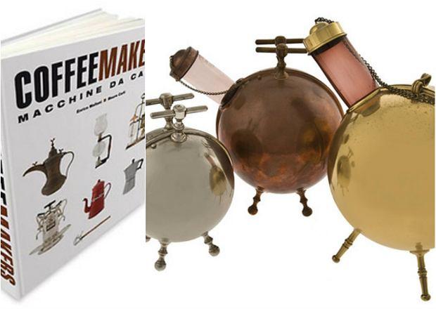 """Historia: encyklopedia kawy """"Coffee Makers: Macchine da Caffè"""""""