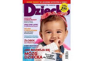 """Nowy numer miesięcznika """"Dziecko"""" w kioskach od 7 sierpnia"""
