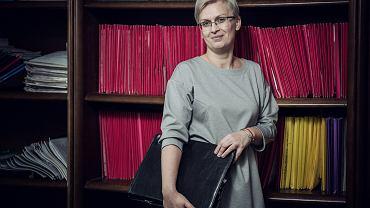 Gabriela Morawiec, komornik sądowy przy Sądzie Rejonowym dla Wrocławia-Krzyków