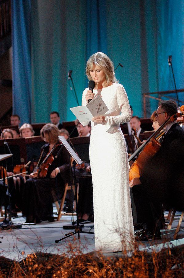 scena z: Grayna TorbickaSK: maj 2003, Polska 2003, nagroda, Zote bero, Nagroda Zotego Bera dla Ewy Podlefot. Niemiec/AKPA