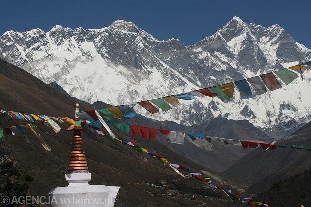 Pierwsze zdobycie Mount Everestu przez Edmunda Hillary'ego i Tenzinga Norgaya