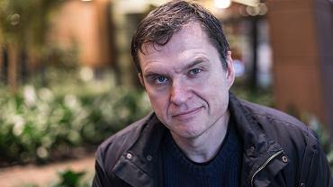 Dziennikarz i aktywista Andrzej Poczobut