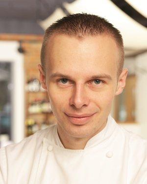 Sebastian Olma , zwyciezca drugiej edycji Top Chef