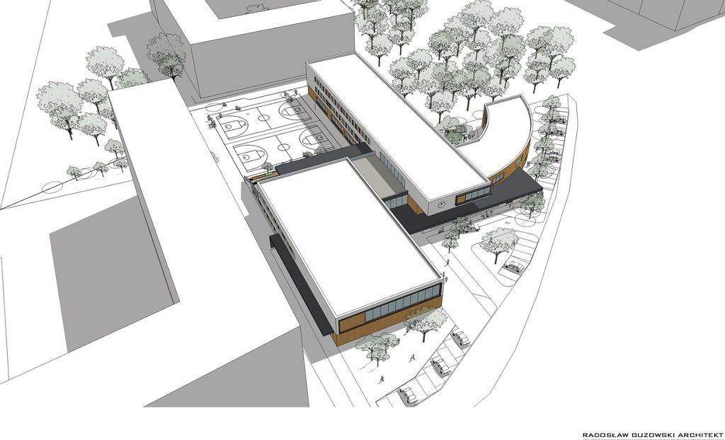 Budowa szkoły na Odolanach wstrzymana