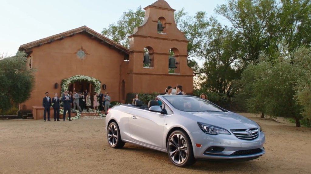 Super Bowl 2016 | Buick Cascada