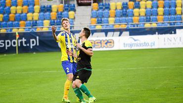 Tadeusz Socha został bohaterem Arki. Zdobył gola w doliczonym czasie gry