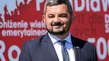 Krzysztof Sobolewski z PIS-u.