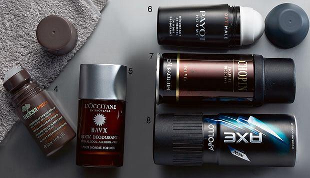 kosmetyki, pot, skóra, Antyperspiranty: pot pod kontrolą