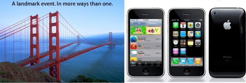 WWDC z 2008 roku i iPhone 3G