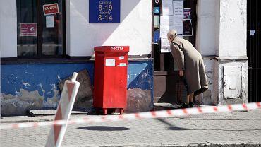 Godziny dla seniorów nie tylko w sklepach i aptekach. Poczta Polska i banki również wprowadzą udogodnienia