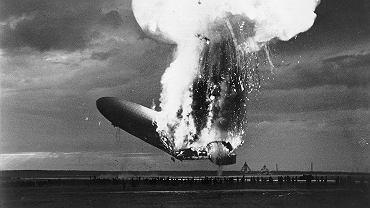 Mija 80 lat od katastrofy Hindenburga