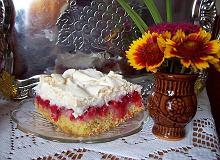 Ciasto kruche z porzeczkami - ugotuj