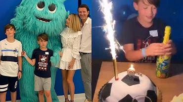 Urodziny synów Małgorzaty Rozenek