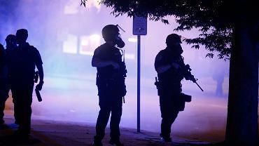 Zamieszki w USA