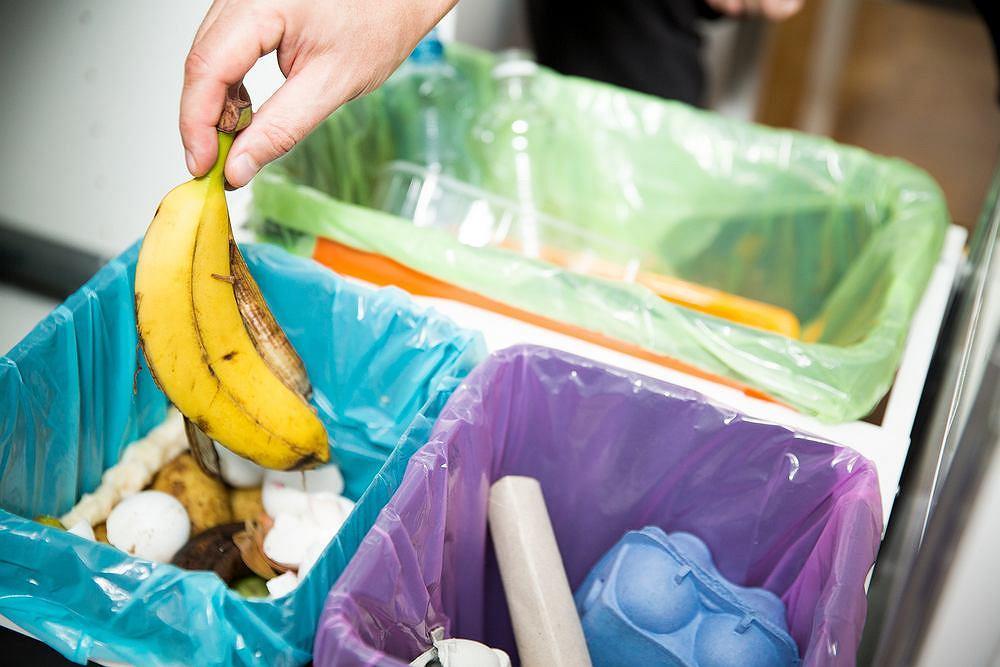 Nie wyrzucaj skórek od banana. Zalej je wodą i podlej nią kwiatki