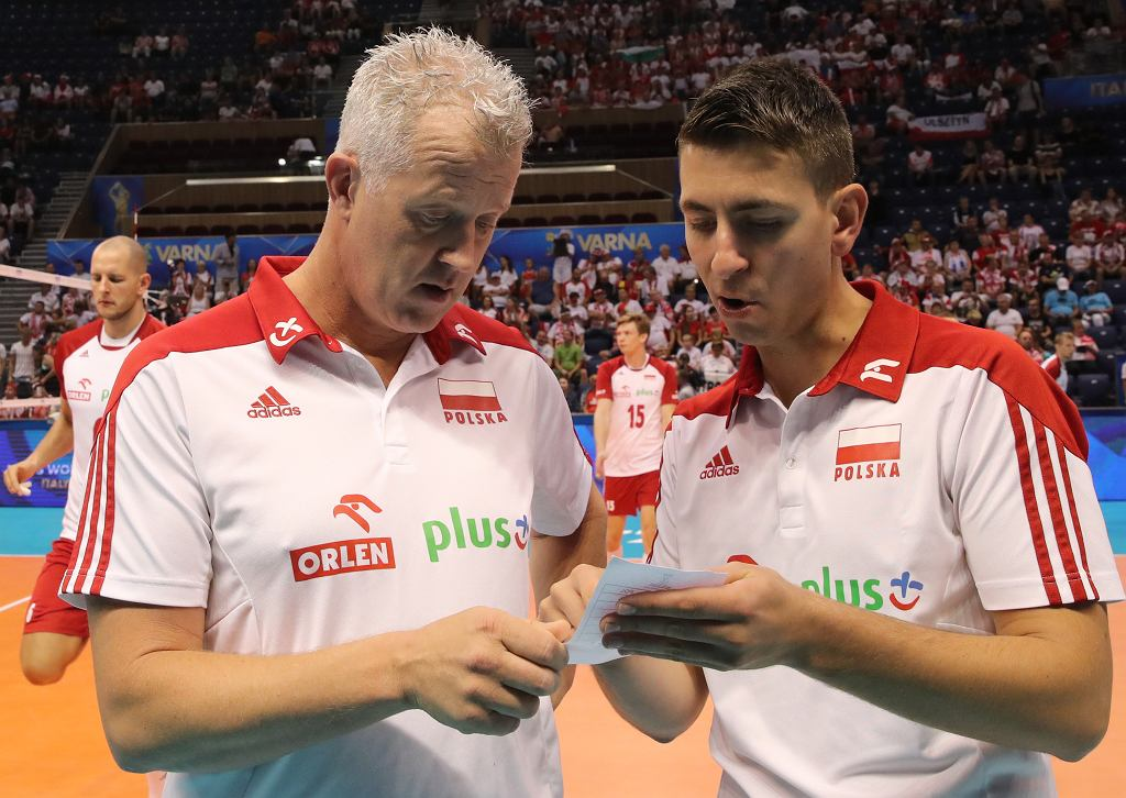 Mistrzostwa świata w siatkówce. Polska - Kuba