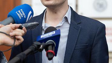 Konferencja prasowa posłów PiS w Lublinie